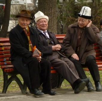 Kyrgyz Aqsaqals